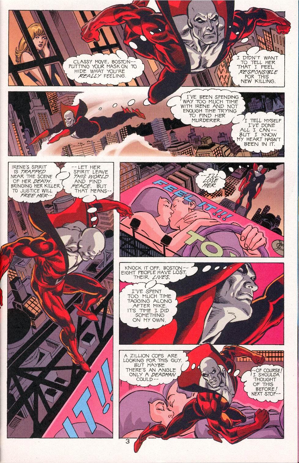 Read online Deadman (2002) comic -  Issue #6 - 4