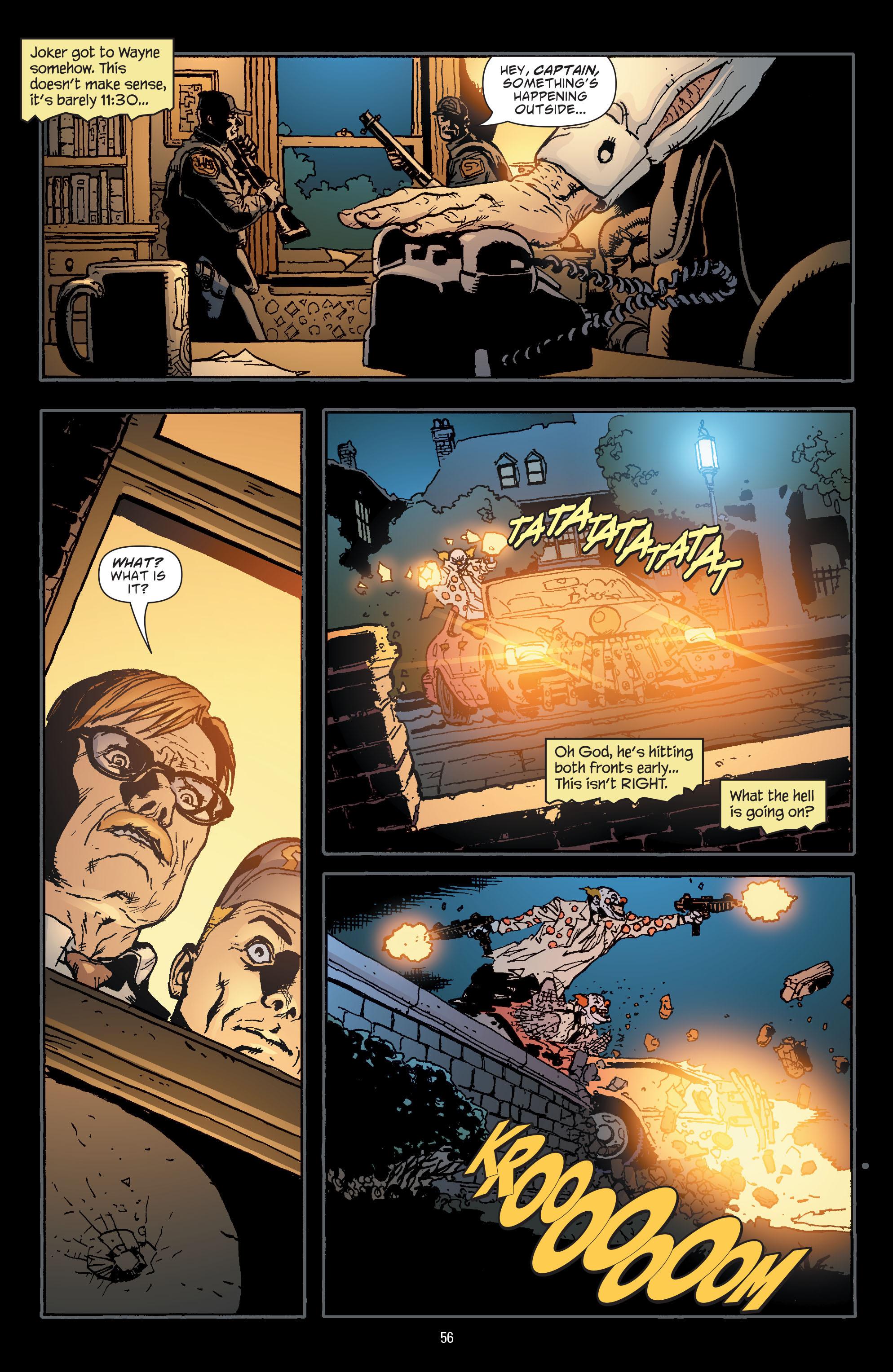 Batman: The Man Who Laughs chap 1 pic 57