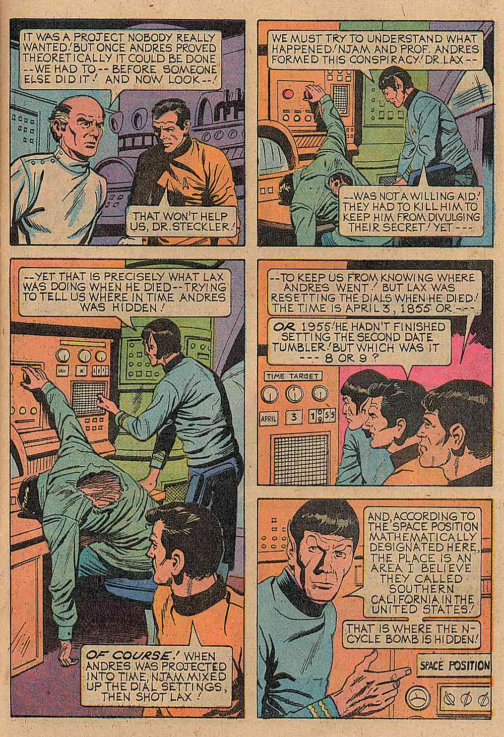 Star Trek (1967) Issue #36 #36 - English 7
