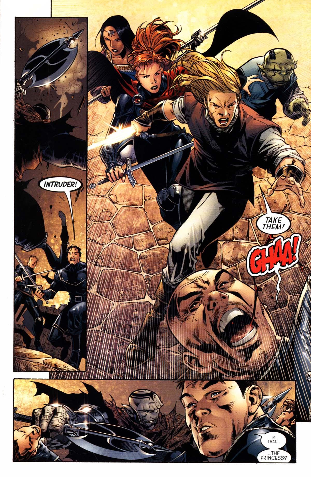 Read online Scion comic -  Issue #23 - 11