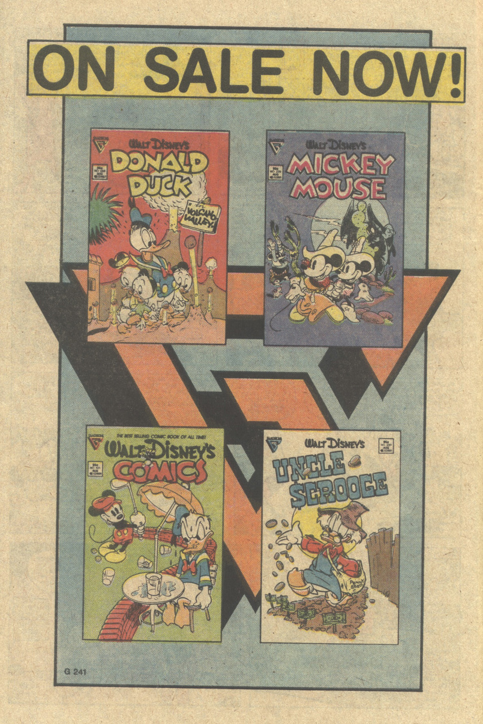 Uncle Scrooge (1953) Issue #220 #220 - English 10