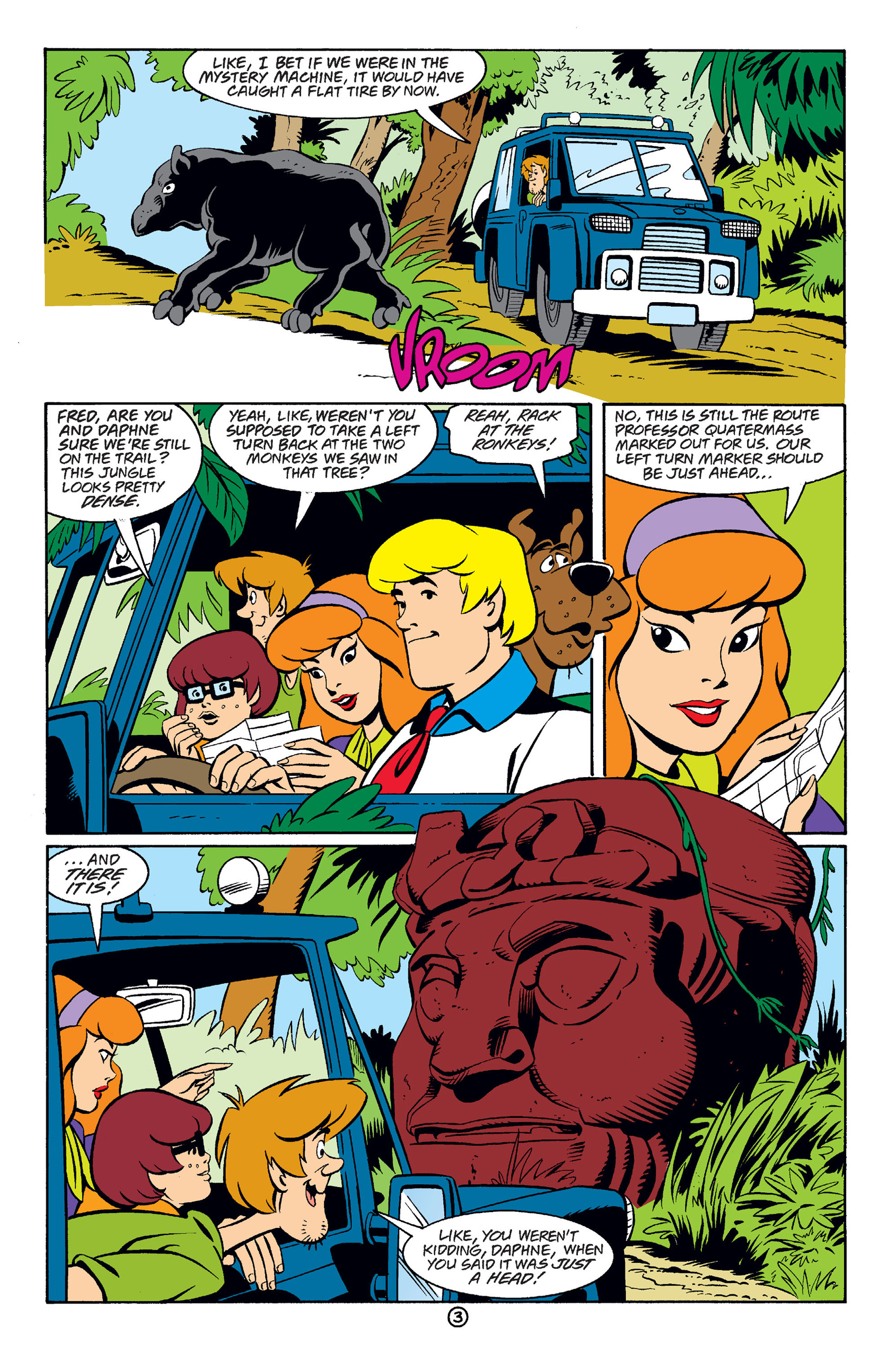 Read online Scooby-Doo (1997) comic -  Issue #38 - 4