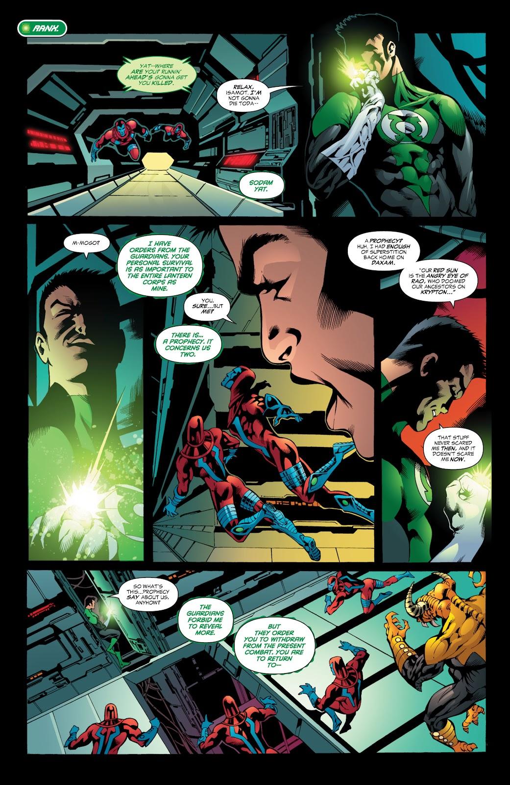 Green Lantern: The Sinestro Corps War Full #1 - English 166