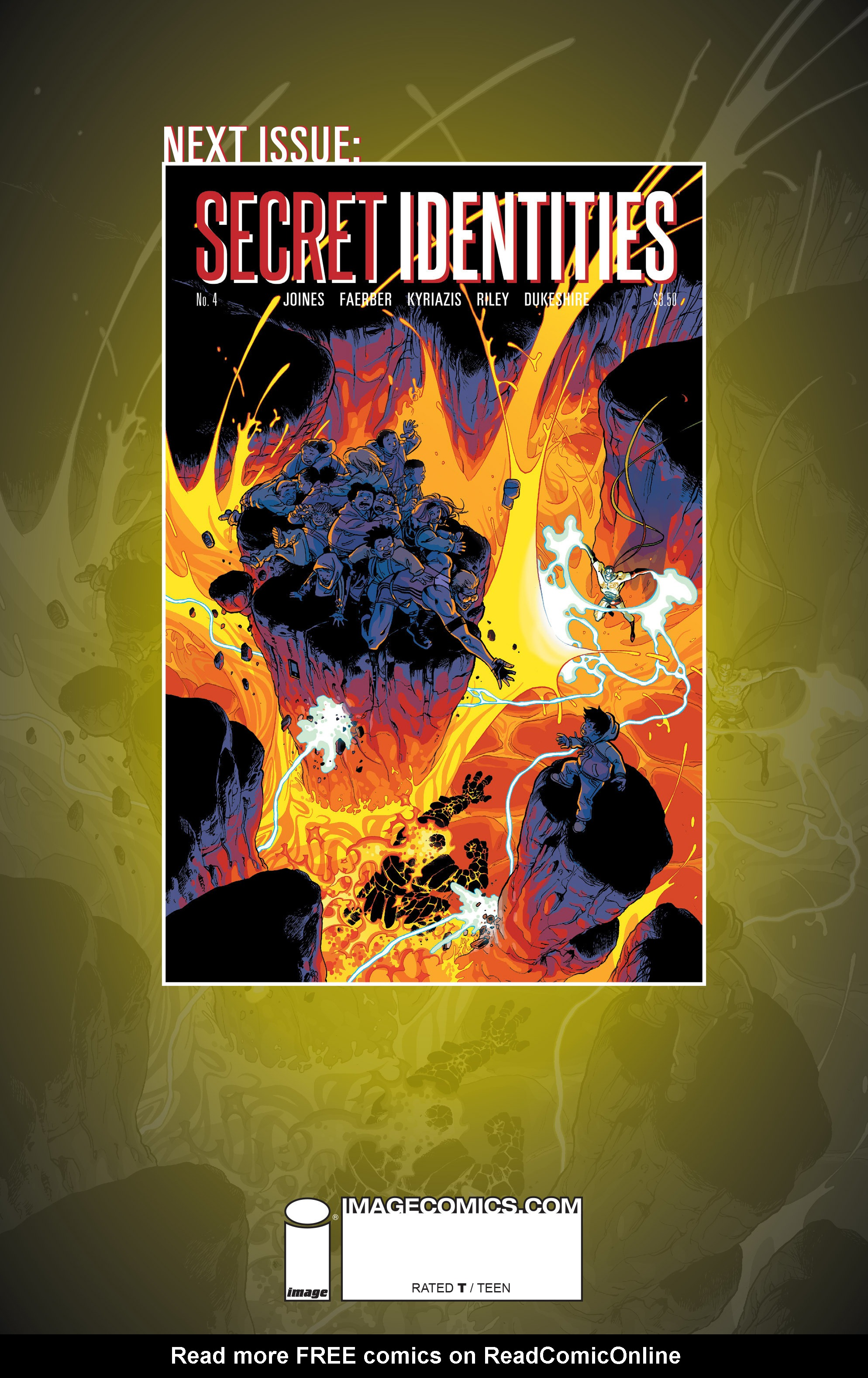 Read online Secret Identities comic -  Issue #3 - 28