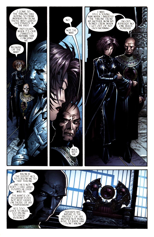 Read online Scion comic -  Issue #11 - 15