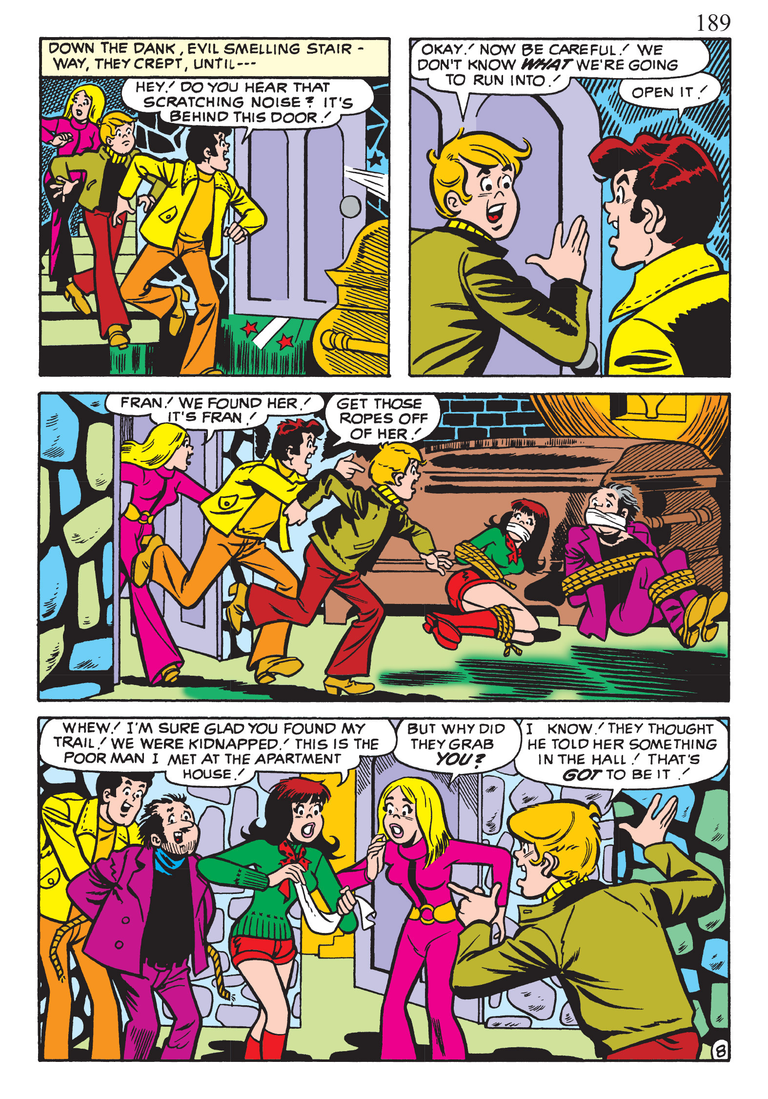 Read online The Best of Archie Comics comic -  Issue # TPB 2 (Part 1) - 191