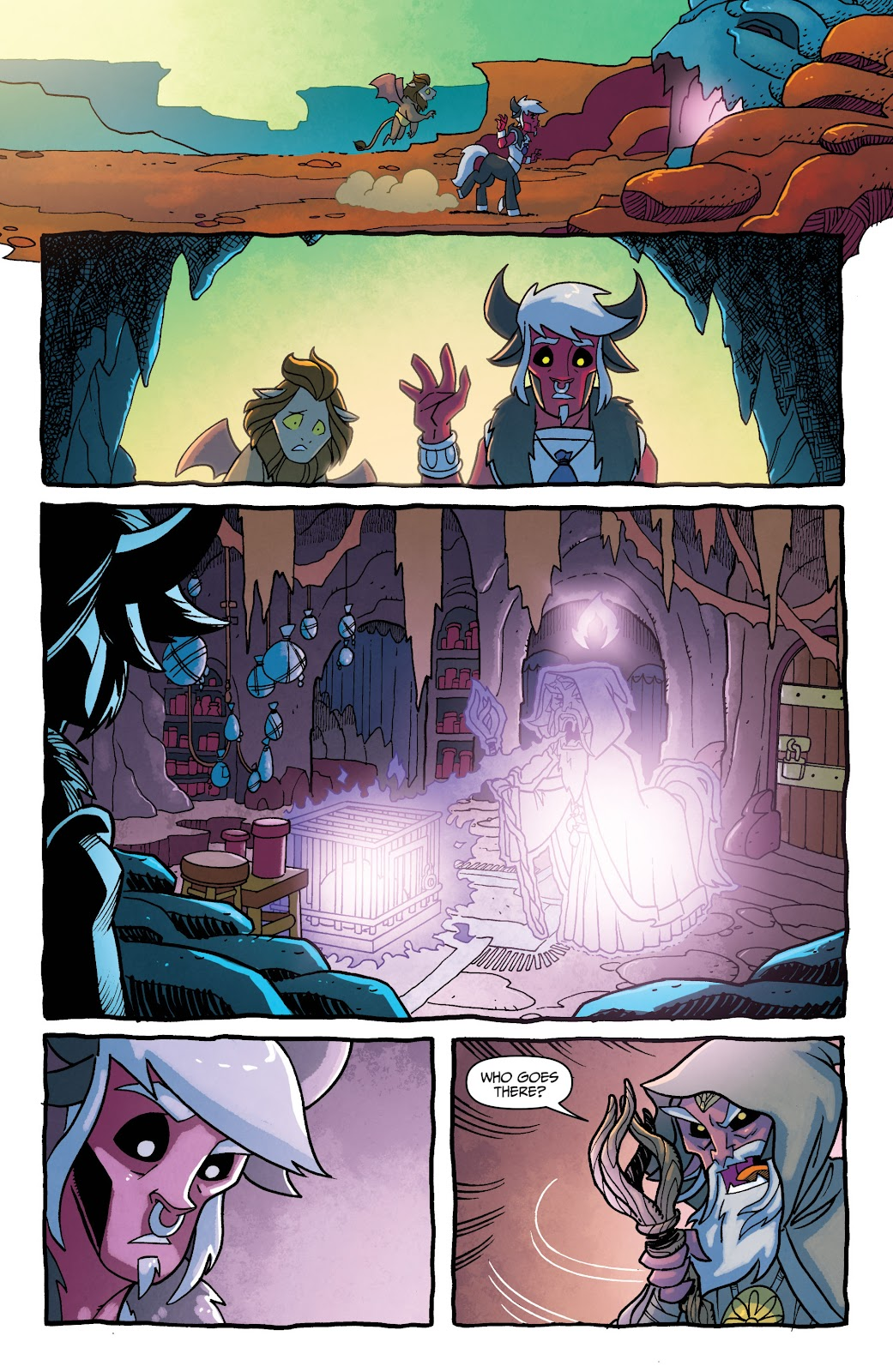 My Little Pony: Fiendship is Magic Issue #2 #2 - English 4