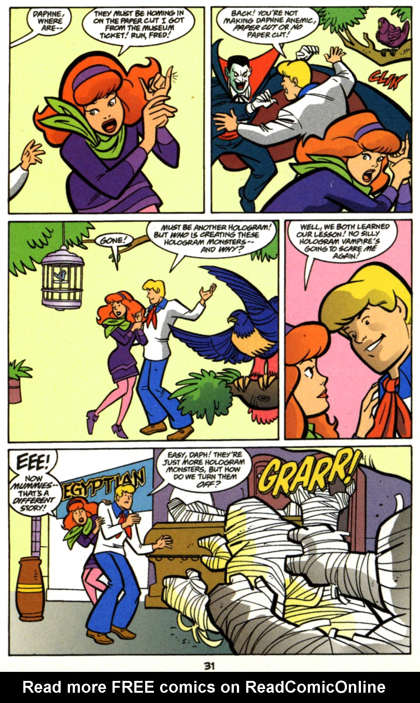 Read online Scooby-Doo (1997) comic -  Issue #17 - 8