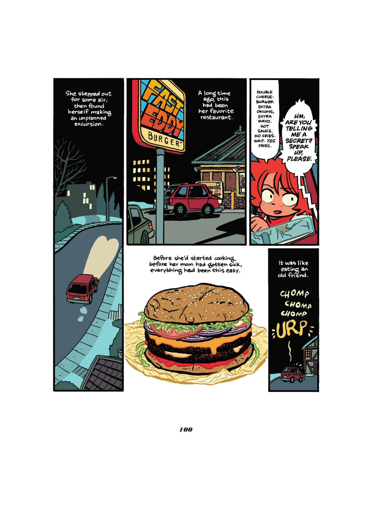 Read online Seconds comic -  Issue # Full - 102