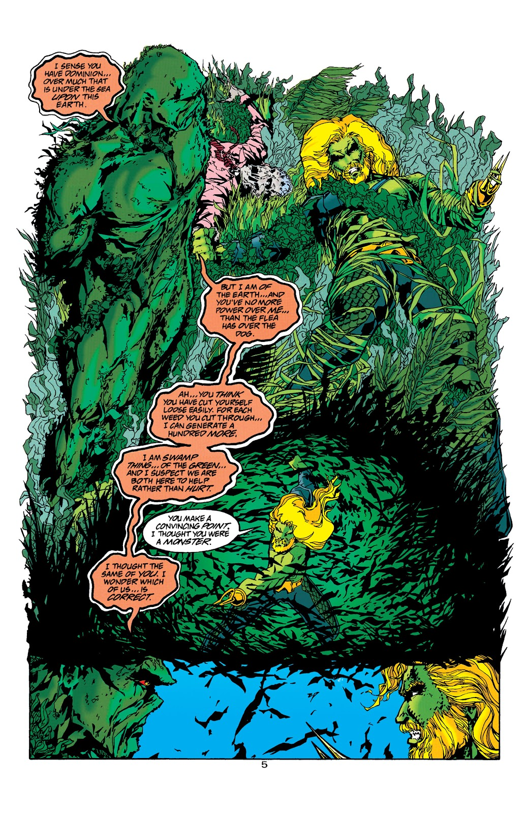 Aquaman (1994) Issue #32 #38 - English 5