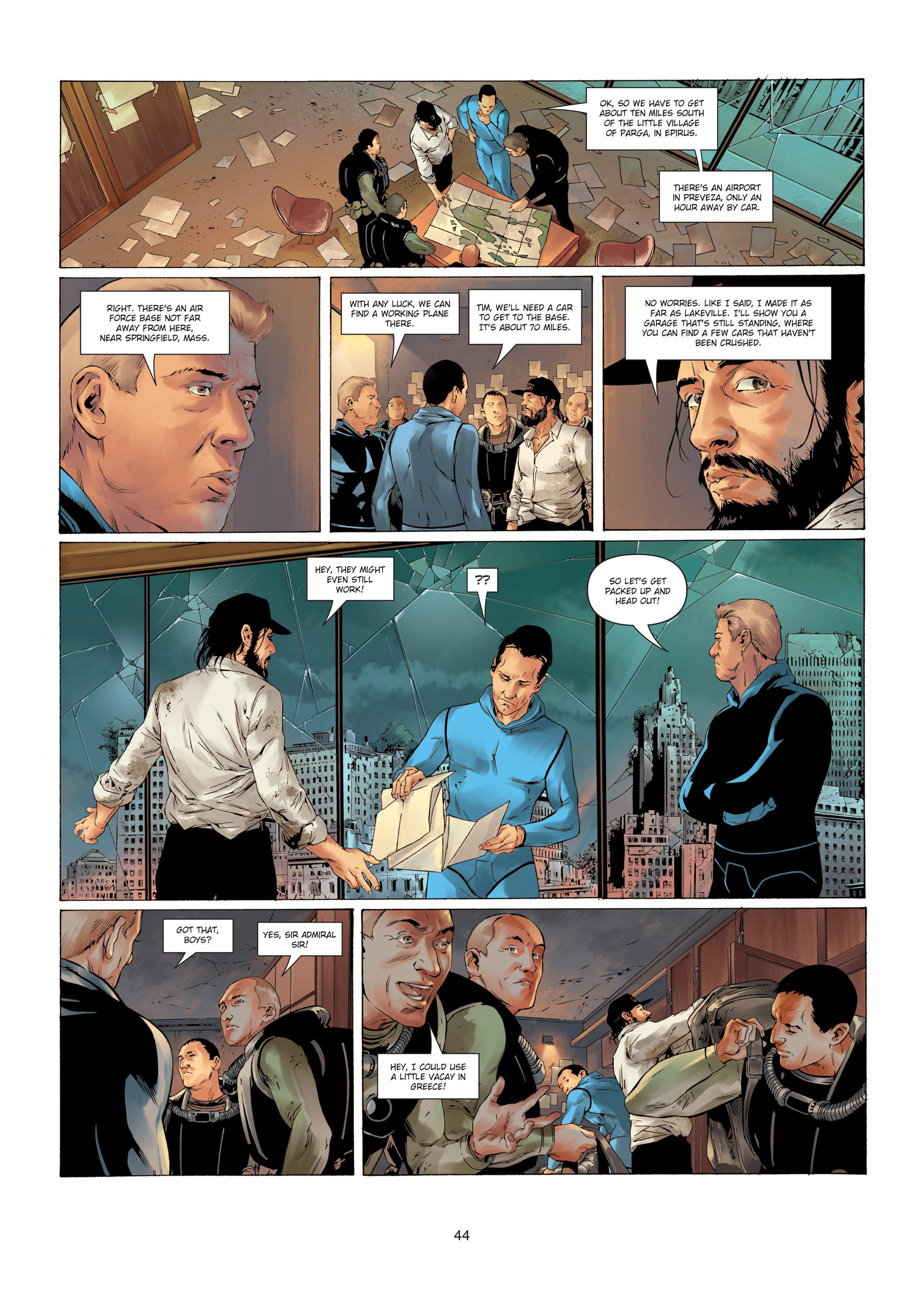Promethee #6 #14 - English 41