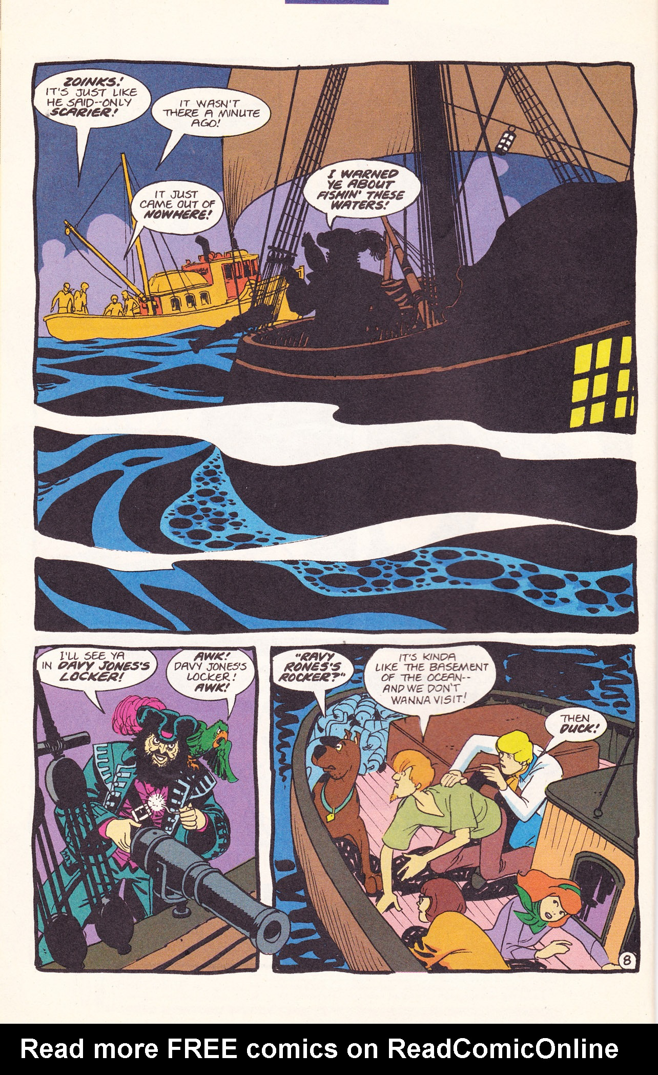 Read online Scooby-Doo (1995) comic -  Issue #17 - 14