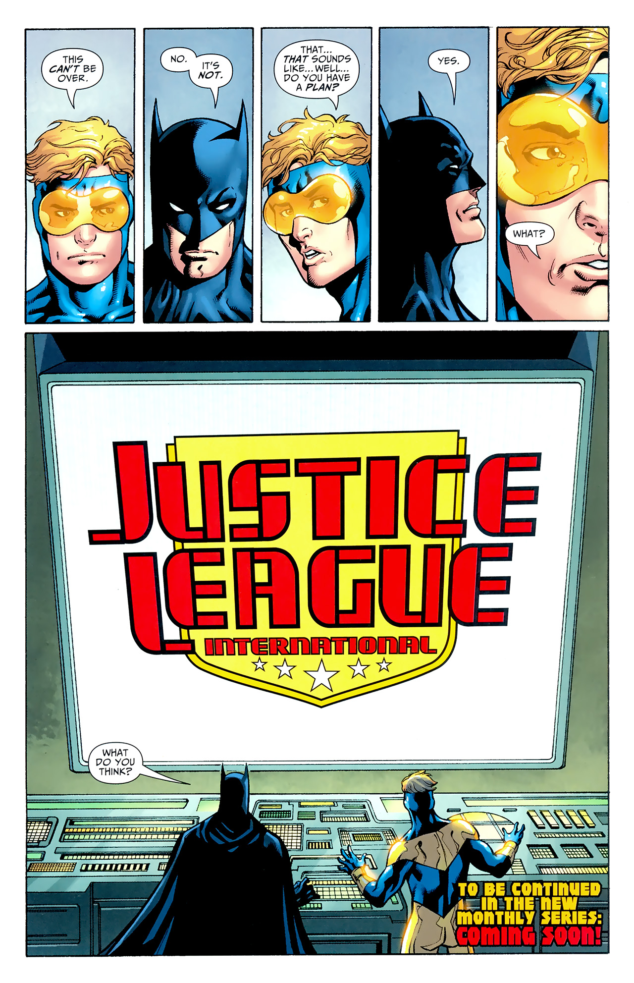 Read online Justice League: Generation Lost comic -  Issue #24 - 39