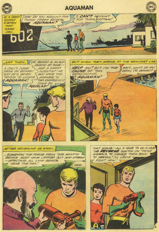 Aquaman (1962) Issue #12 #12 - English 8