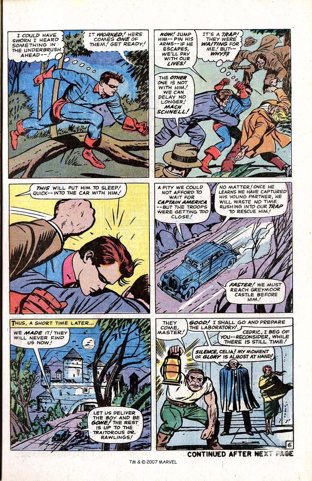 Captain America (1968) _Annual 1 #1 - English 21