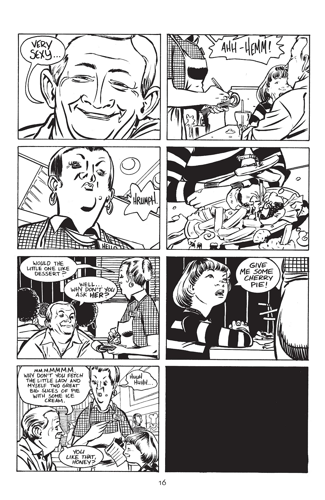Stray Bullets Issue #4 #4 - English 18