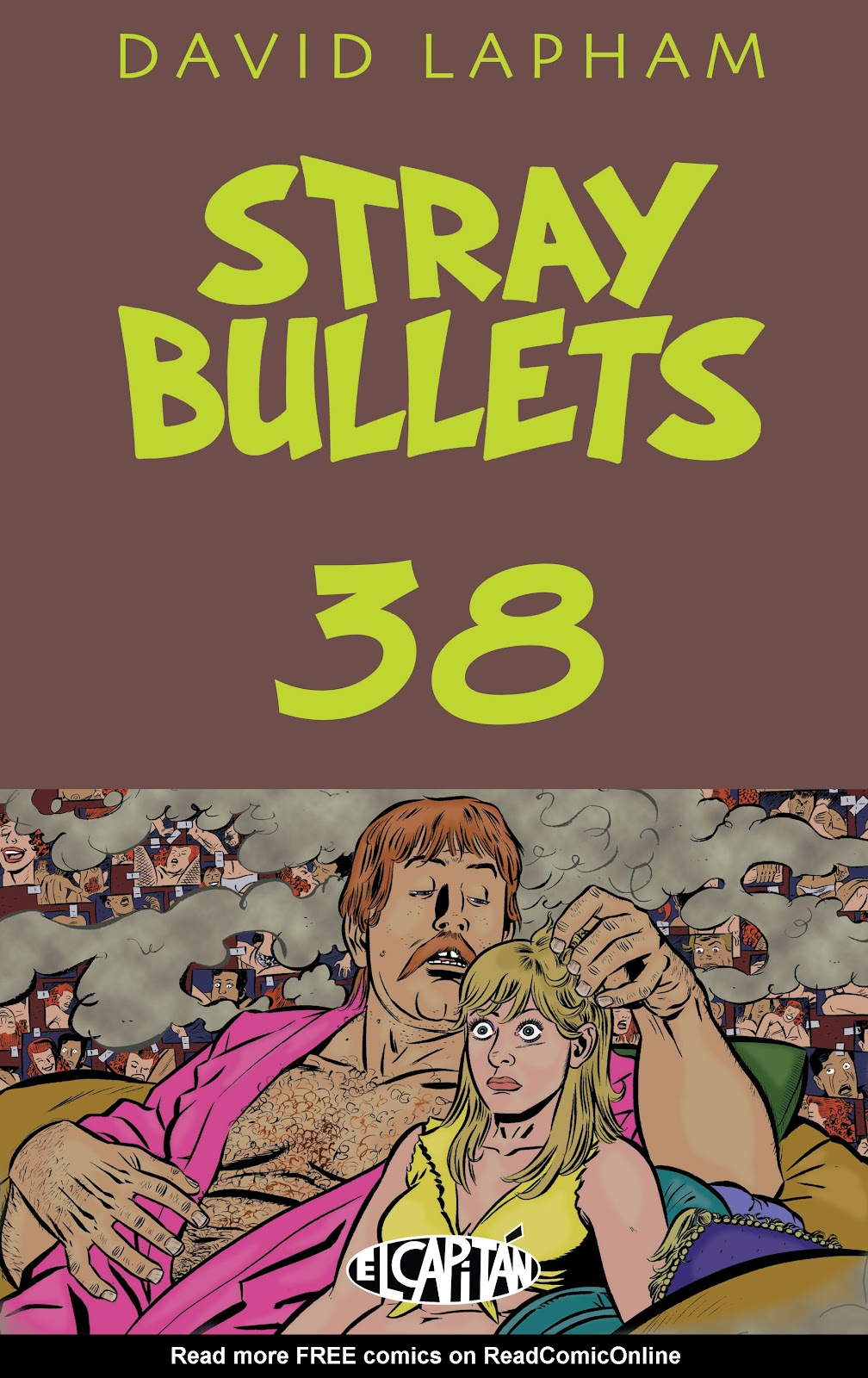 Stray Bullets Issue #38 #38 - English 1