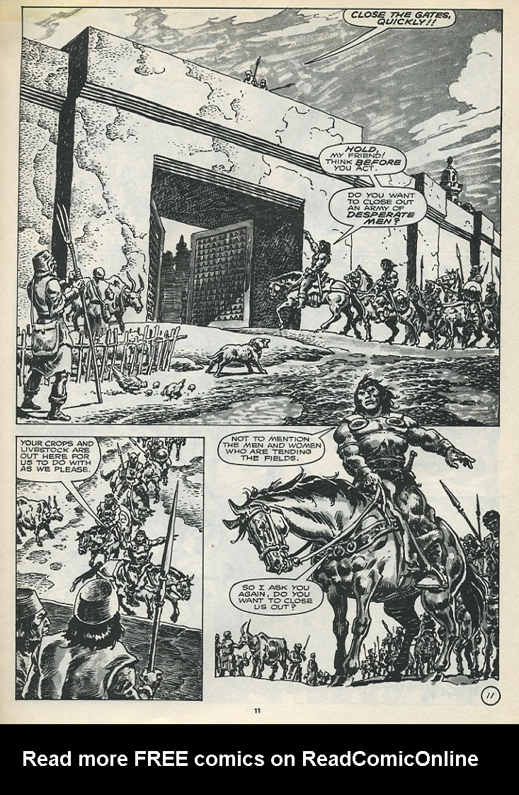 The Savage Sword Of Conan Issue #173 #174 - English 13