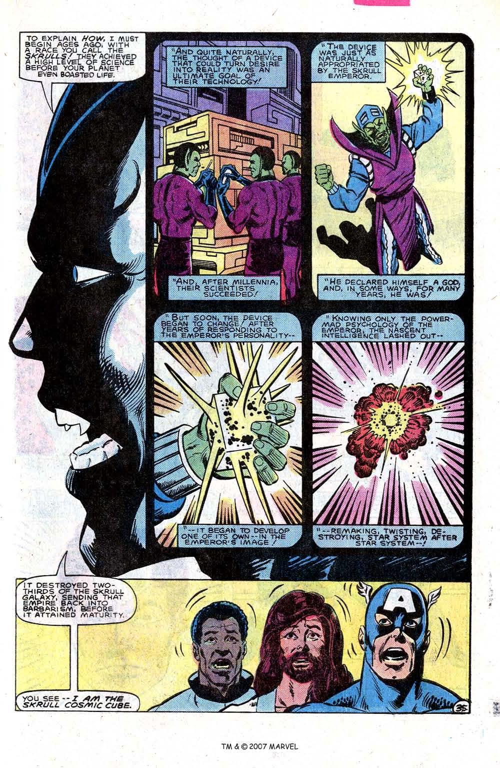 Captain America (1968) _Annual 7 #7 - English 45