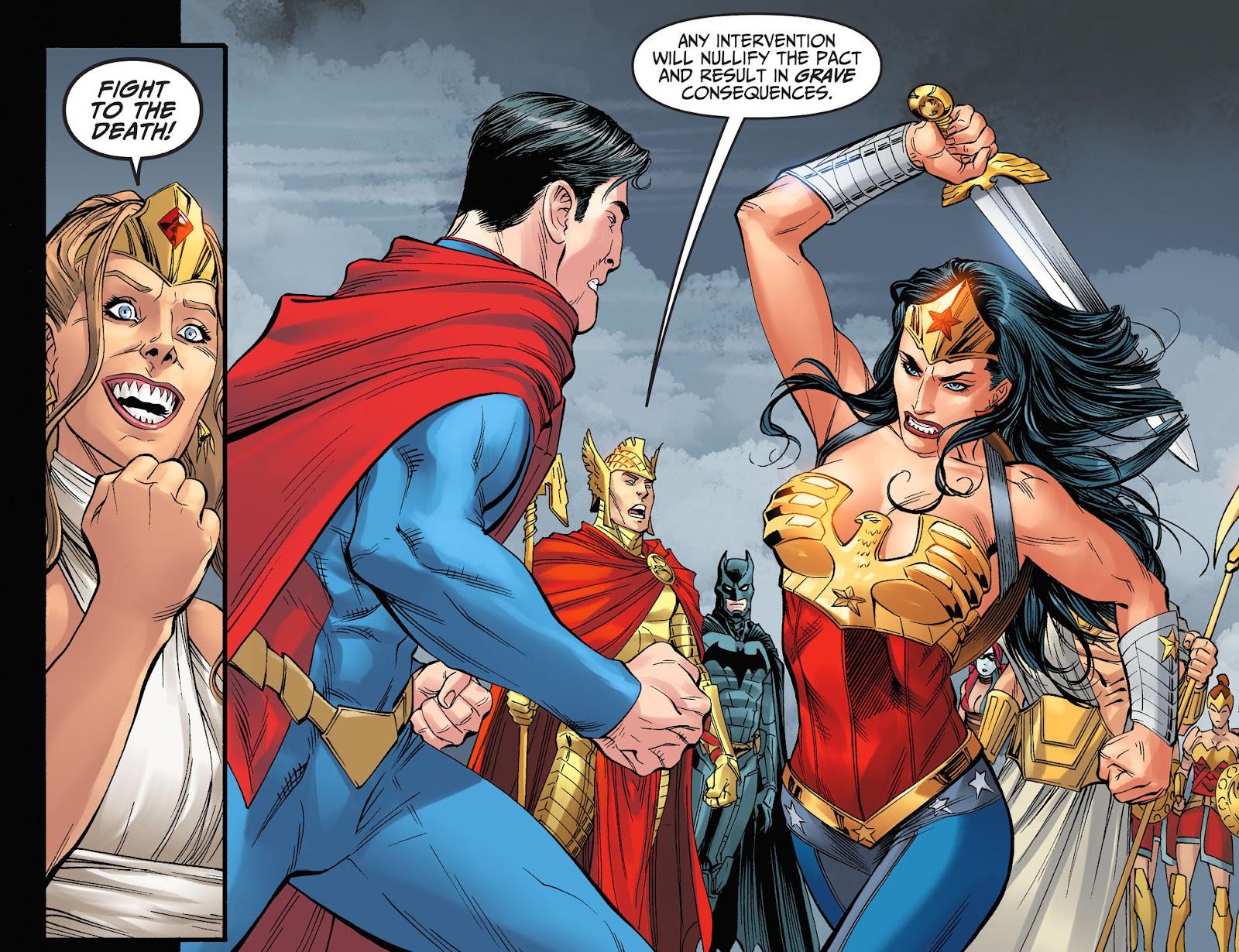 Injustice: Gods Among Us Year Four Issue #8 #9 - English 17