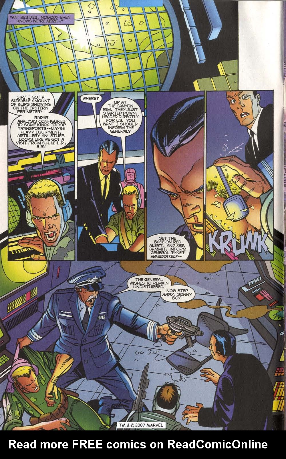 Read online The Incredible Hulk (2000) comic -  Issue #20 - 12