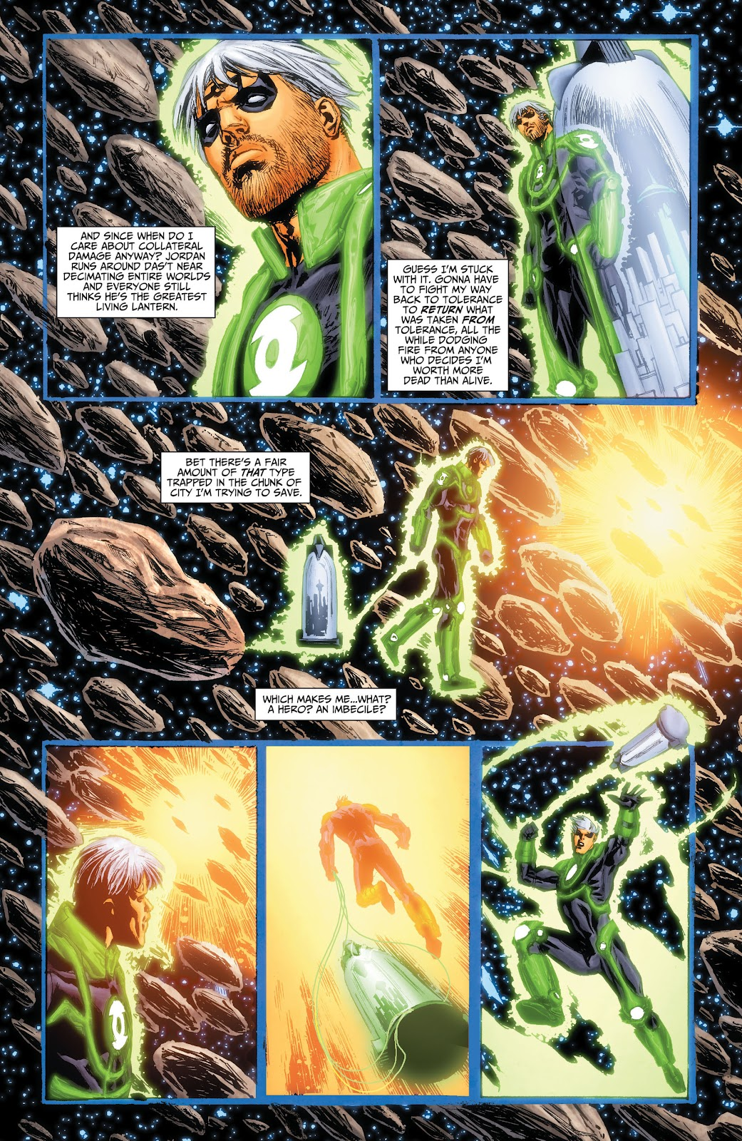 Threshold (2013) Issue #7 #7 - English 7