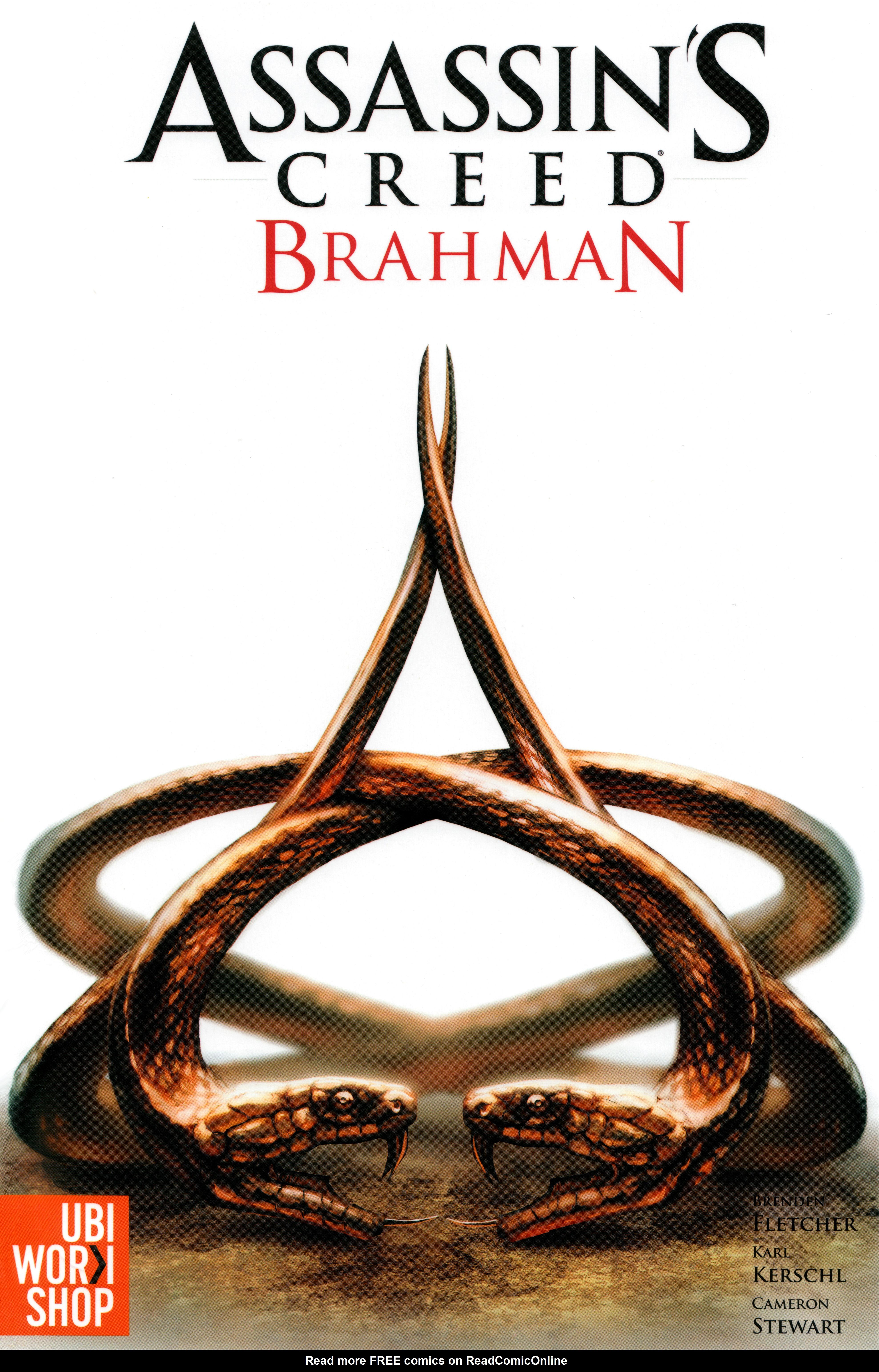 Read online Assassin's Creed Brahman comic -  Issue #Assassin's Creed Brahman Full - 1
