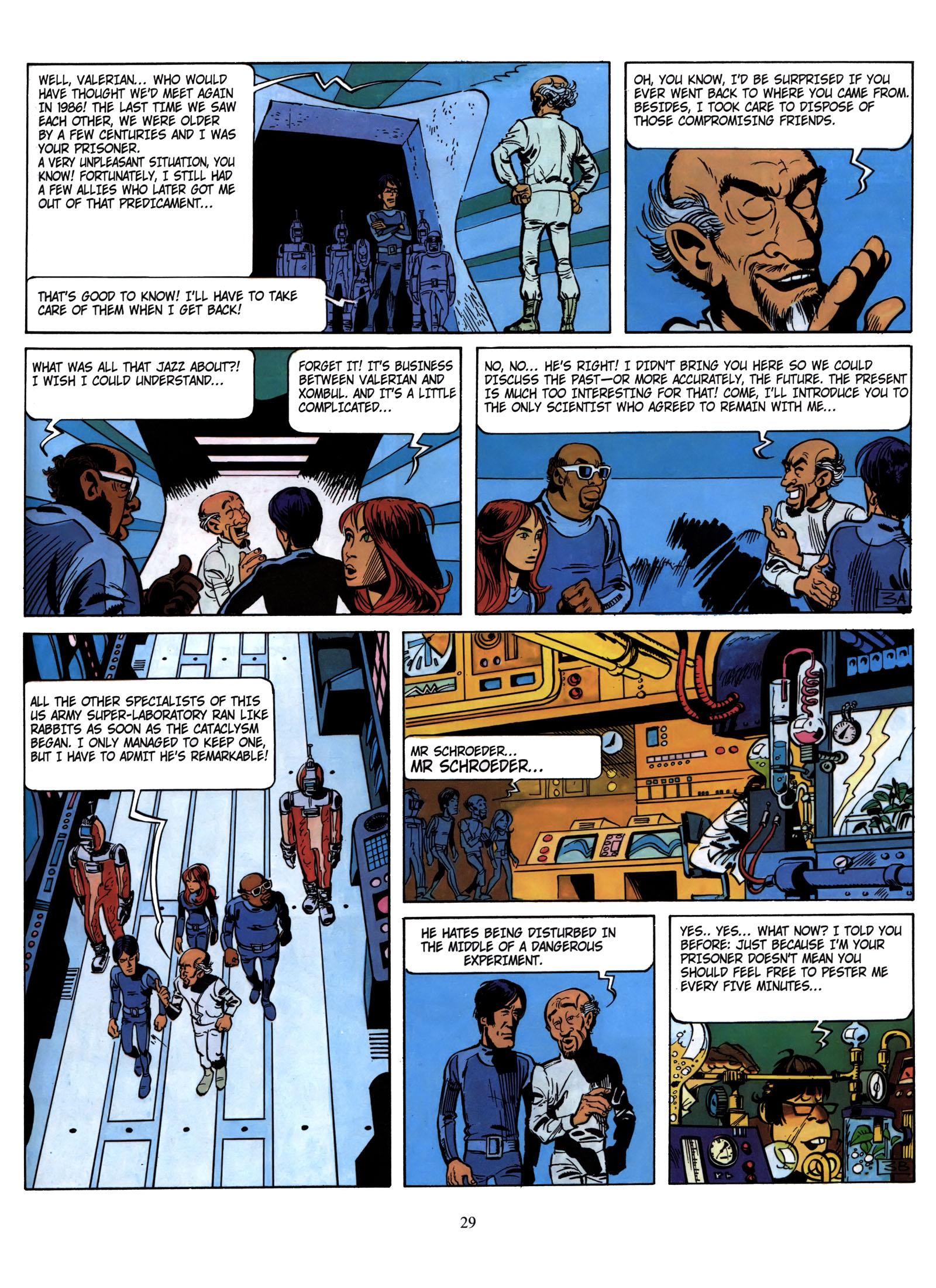 Valerian and Laureline #1 #23 - English 30