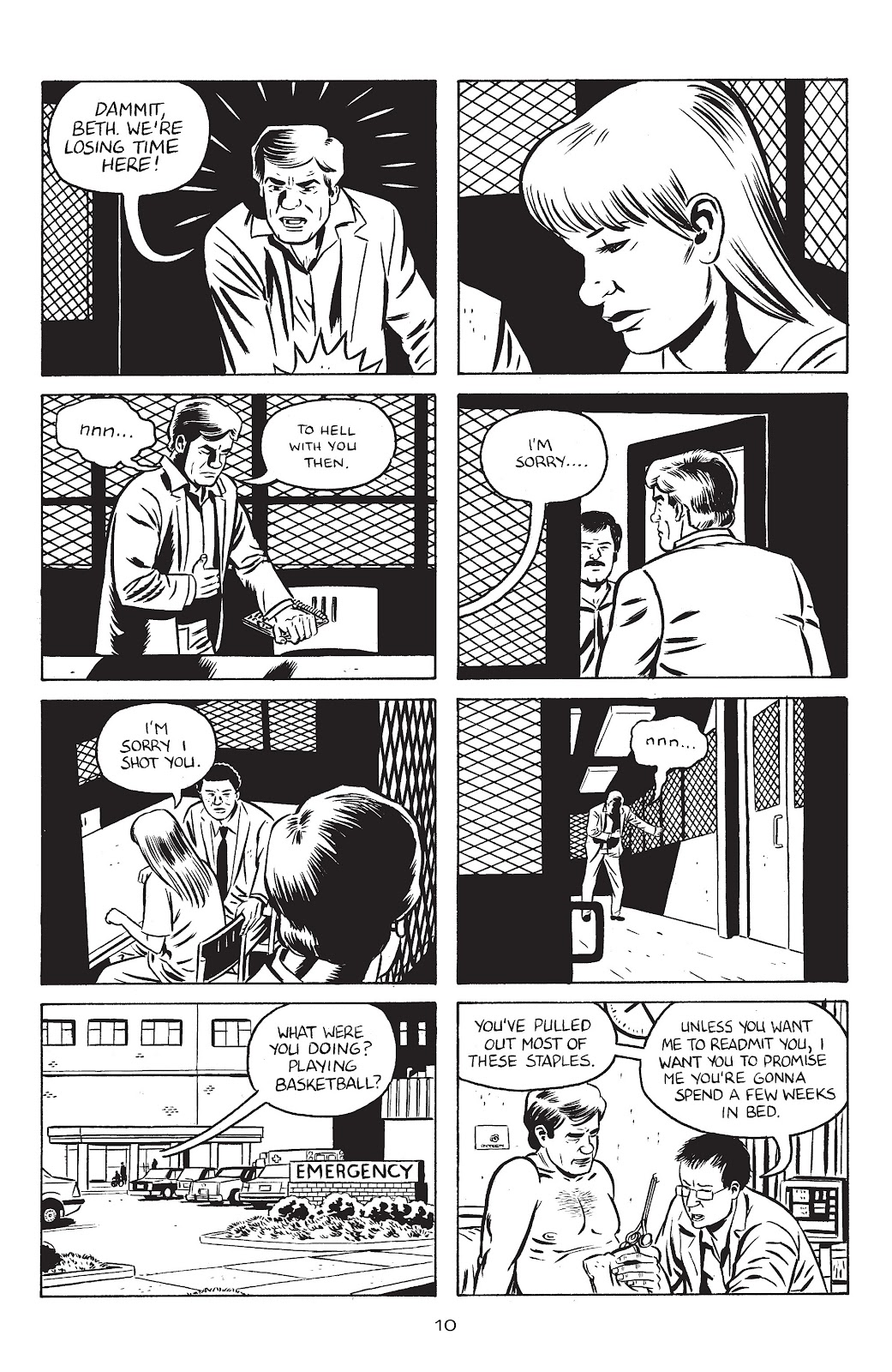 Stray Bullets Issue #29 #29 - English 12