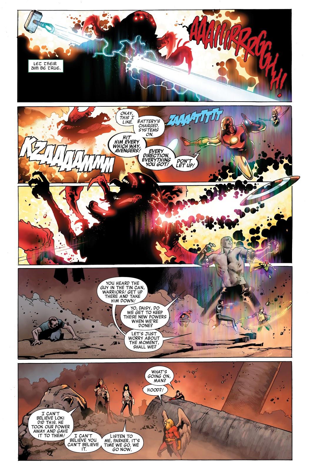 Siege (2010) Issue #4 #4 - English 6