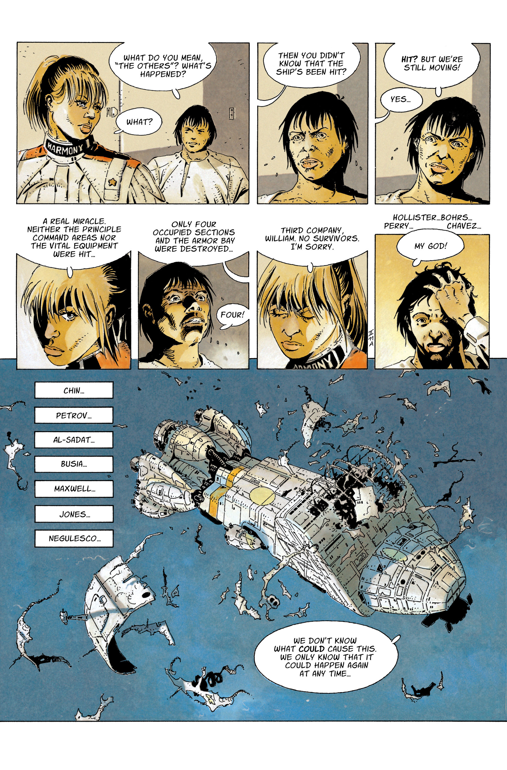 The Forever War (2017) #3 #4 - English 15