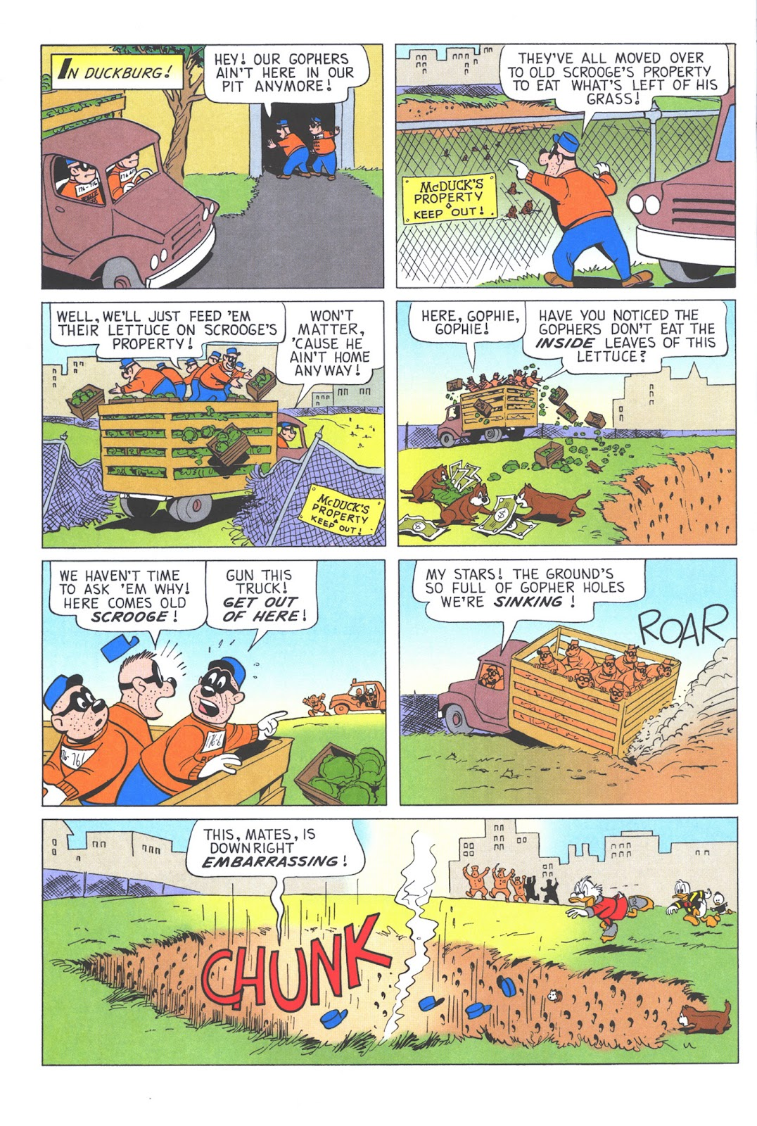 Uncle Scrooge (1953) Issue #371 #371 - English 18