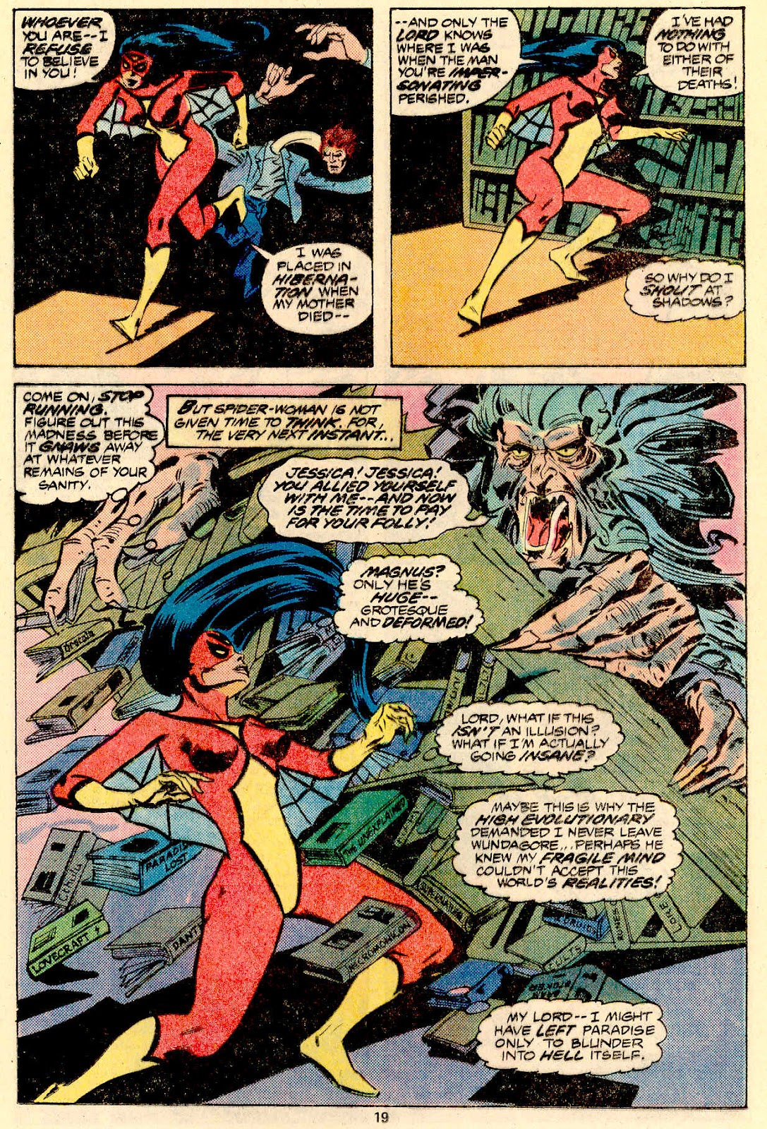 Spider-Woman (1978) Issue #5 #5 - English 12