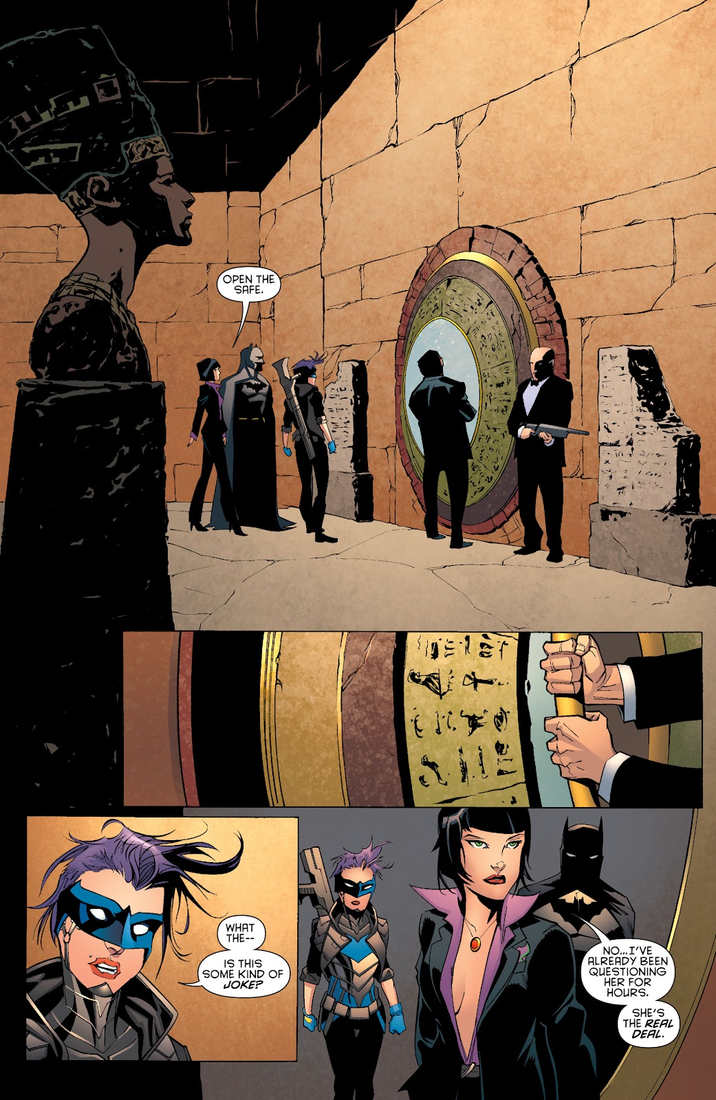 Batman (2011) _TPB 6 #6 - English 206