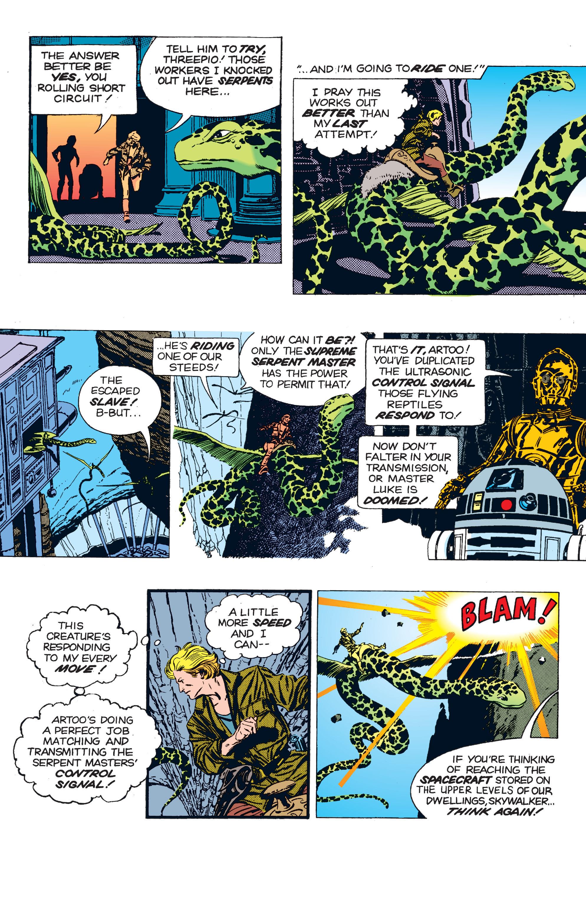 Classic Star Wars #5 #5 - English 29