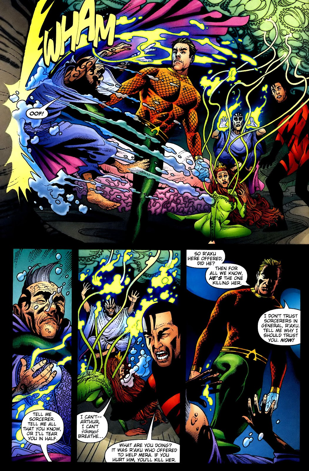 Aquaman (2003) Issue #34 #34 - English 7