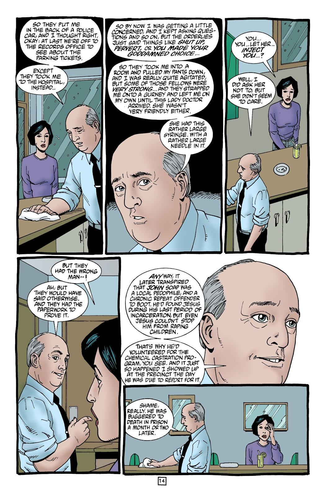 Preacher Issue #54 #63 - English 15