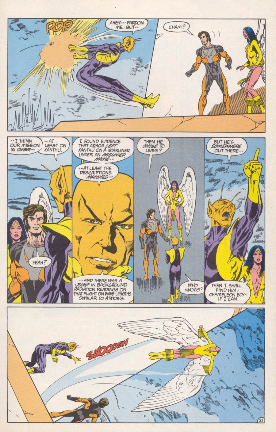 Tales of the Legion Issue #353 #40 - English 20