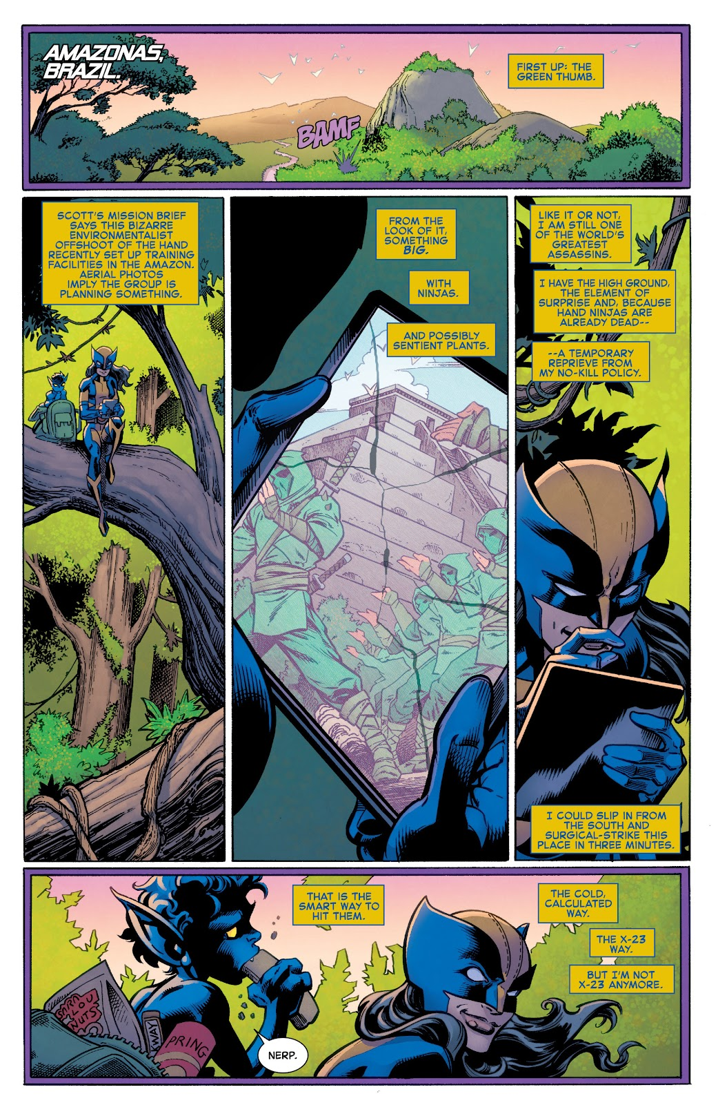 All-New X-Men (2016) Issue #12 #14 - English 6