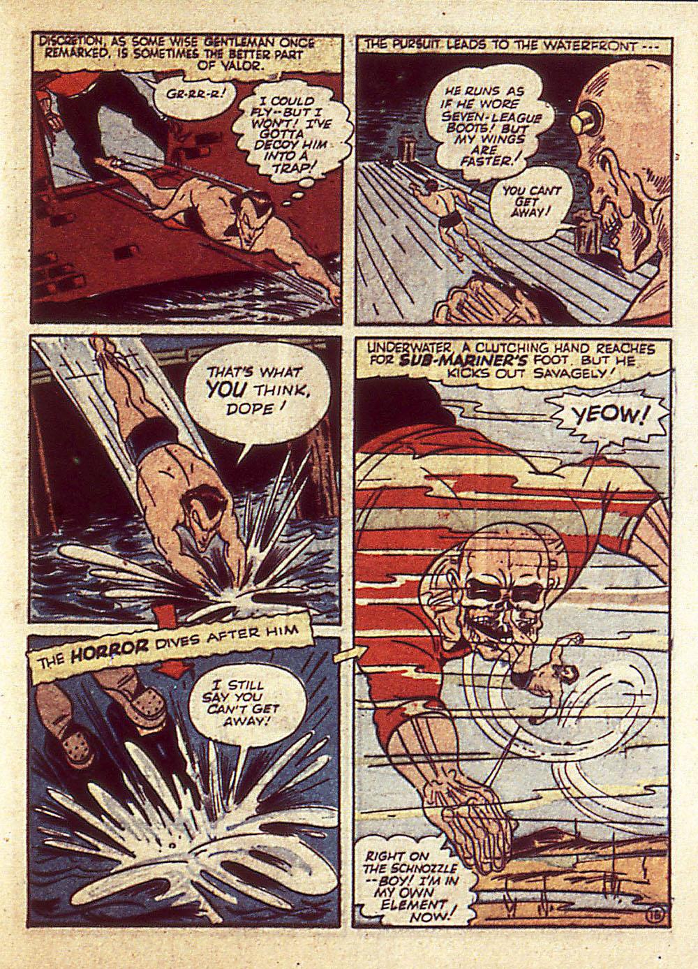 Sub-Mariner Comics Issue #4 #4 - English 40