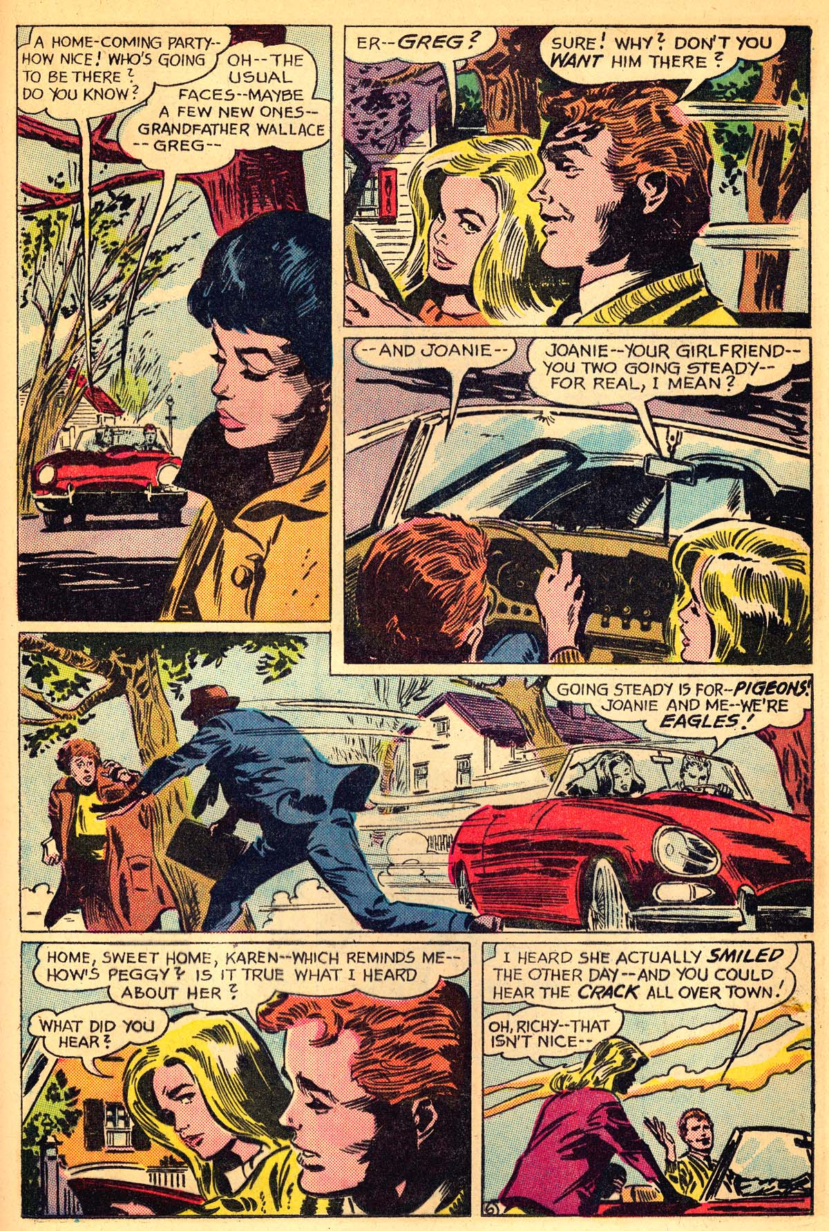 Read online Secret Hearts comic -  Issue #111 - 25