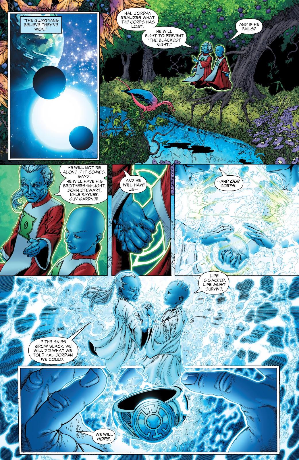 Green Lantern: The Sinestro Corps War Full #1 - English 286