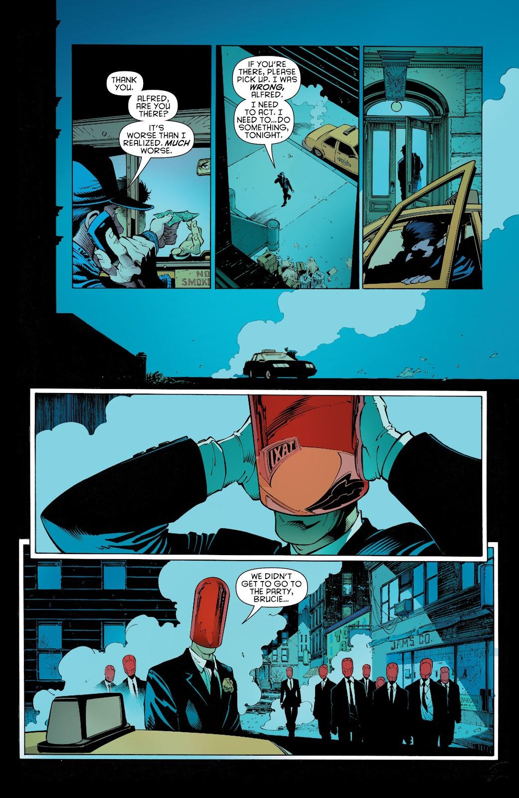 Batman (2011) Issue #22 #37 - English 22