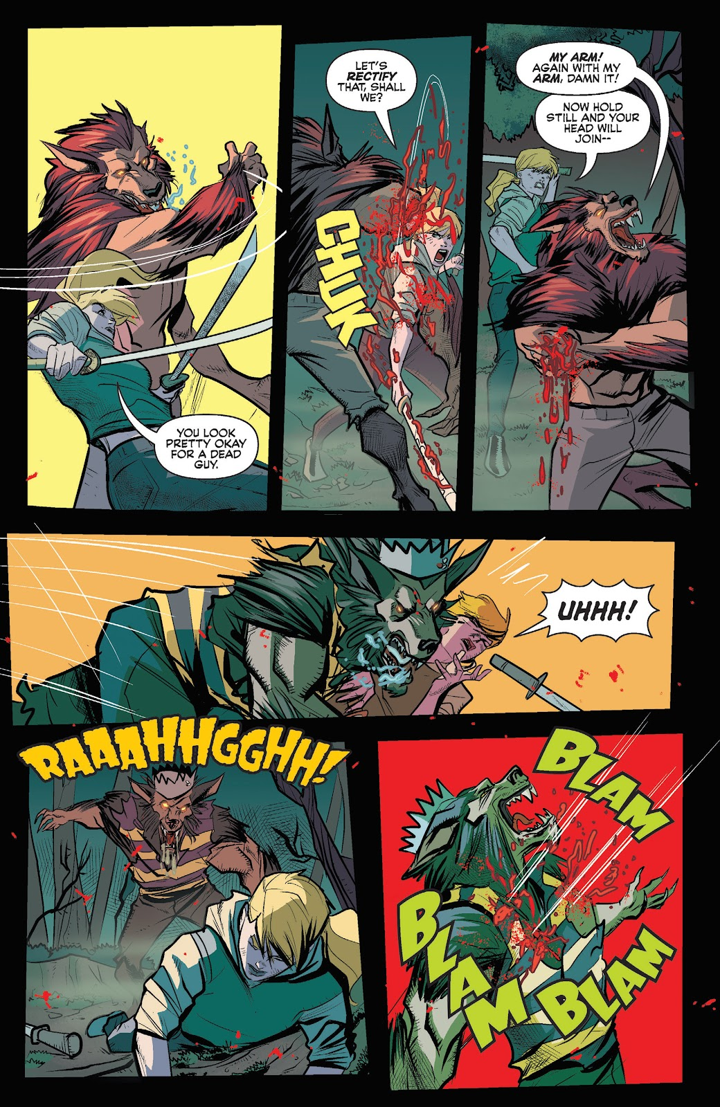 Jughead The Hunger Issue #3 #4 - English 17