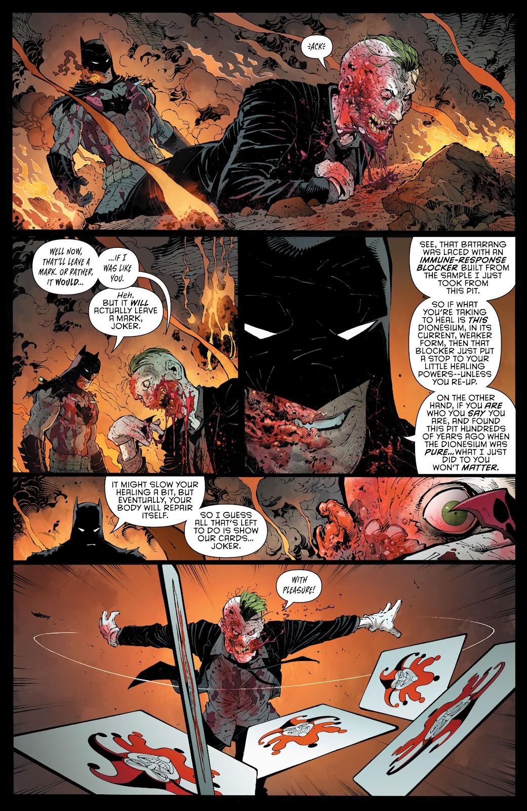 Batman (2011) Issue #40 #59 - English 19
