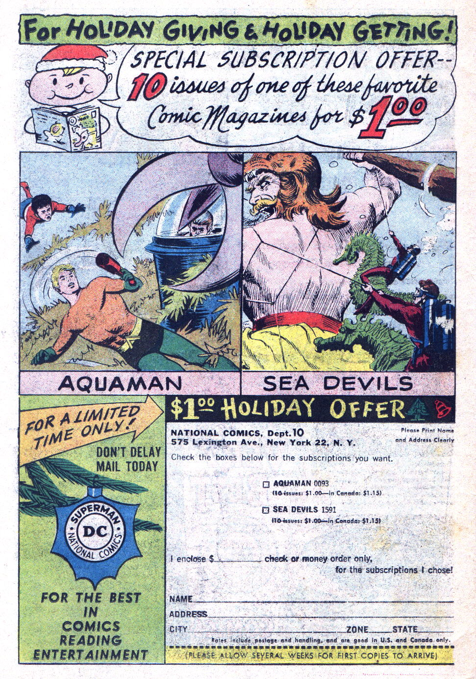 Read online Sea Devils comic -  Issue #15 - 33