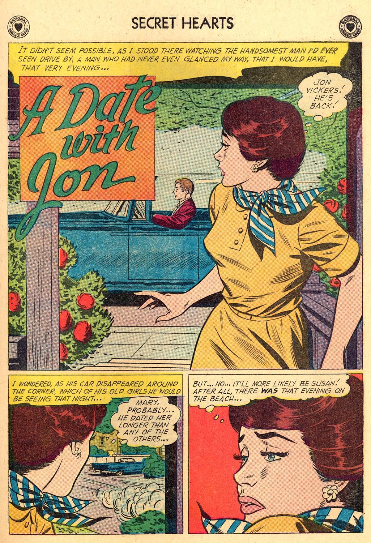 Read online Secret Hearts comic -  Issue #69 - 11
