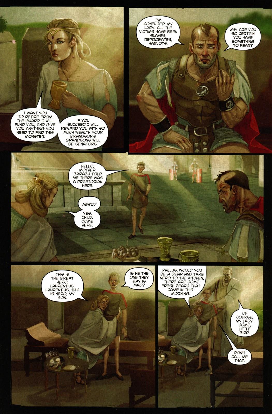 Caligula: Heart of Rome Issue #1 #1 - English 12