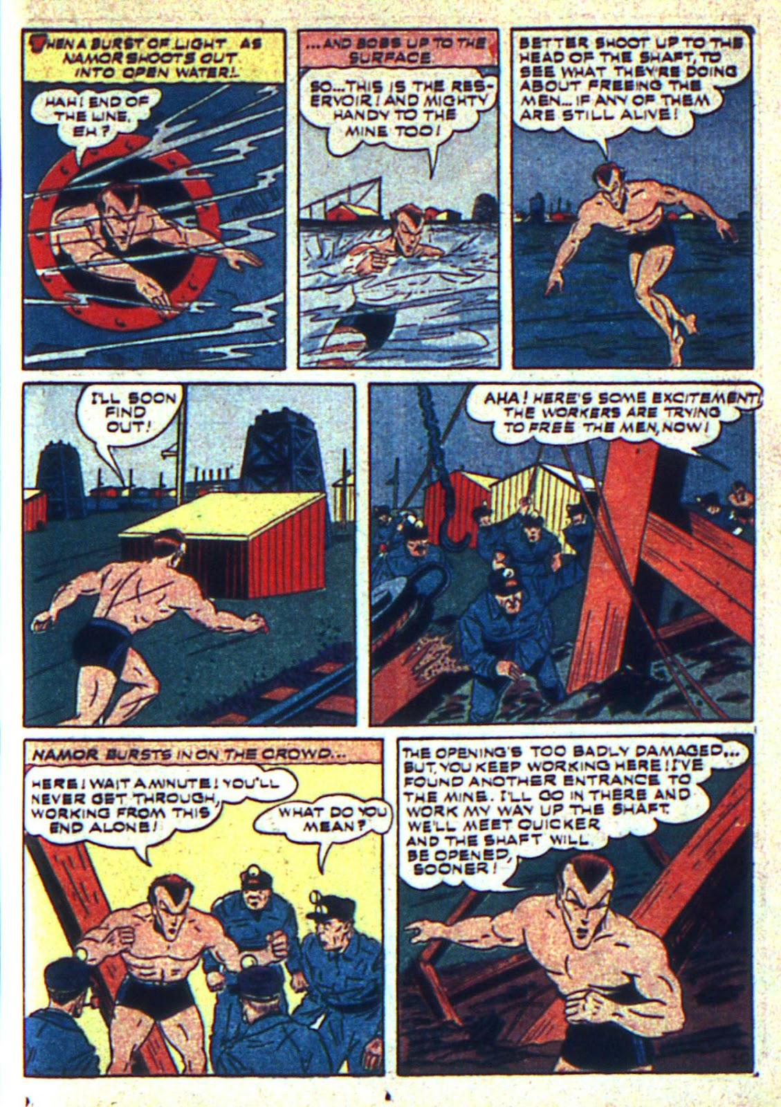 Sub-Mariner Comics Issue #2 #2 - English 33