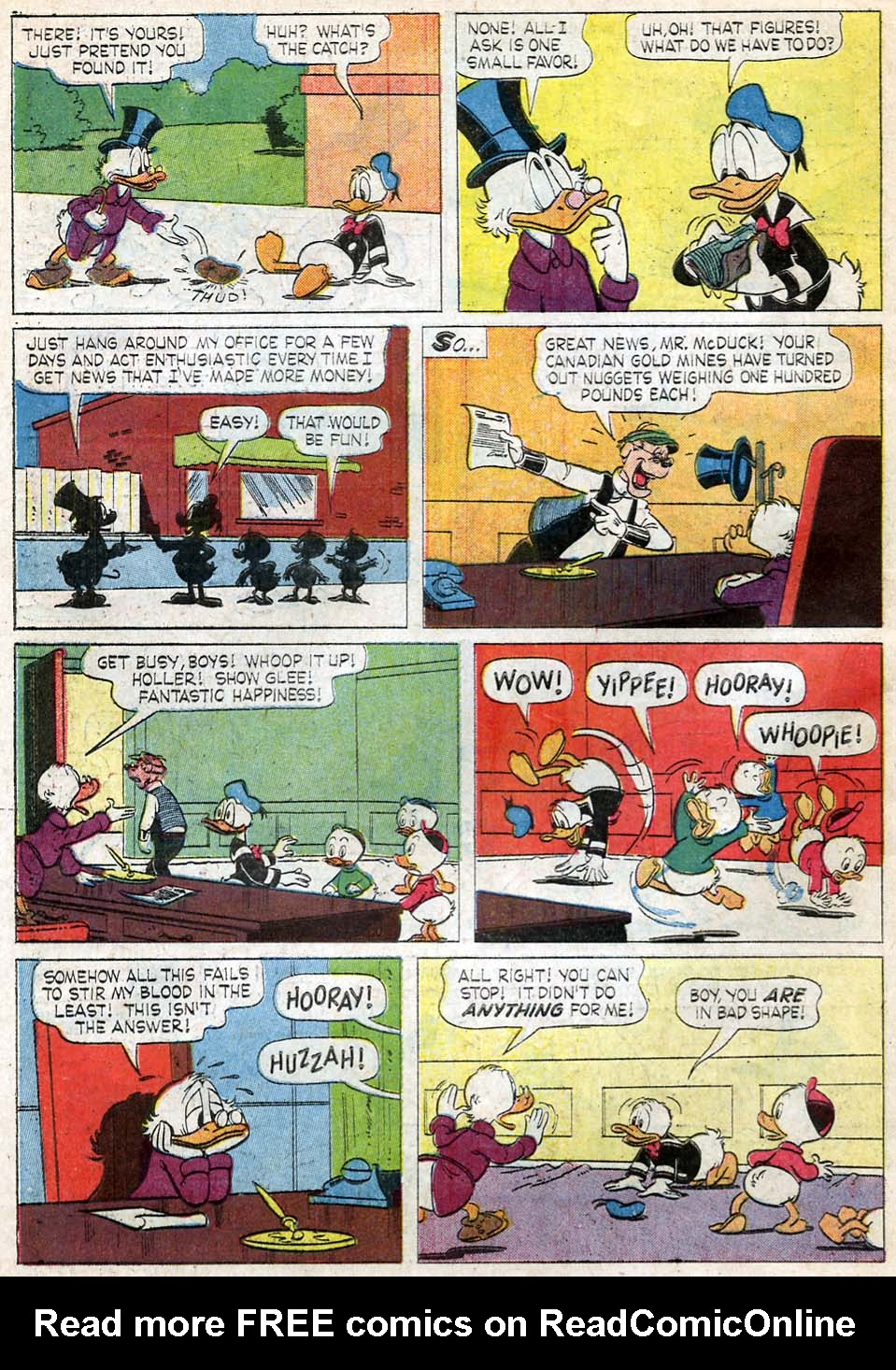 Uncle Scrooge (1953) Issue #50 #50 - English 30